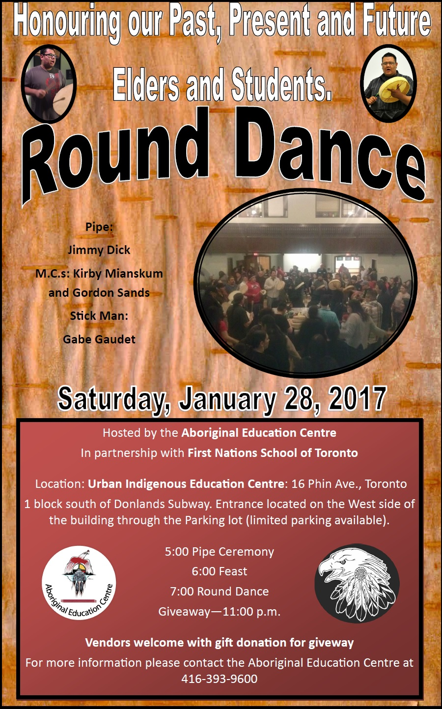 FN School Round Dance Jan 28 2017